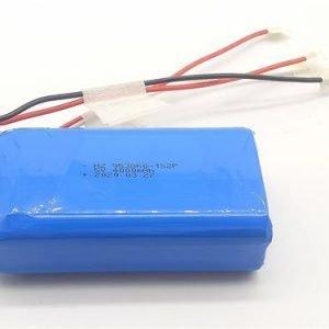 3.7V 4000mah li polymer battery