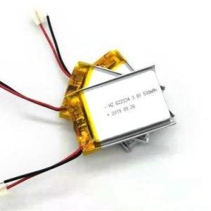 3.8v lithium polymer battery