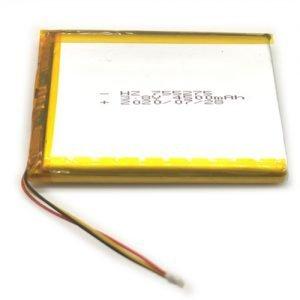 4500mAh li-polymer battery
