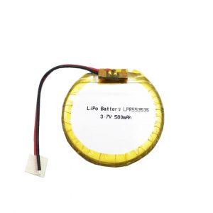 553535 round battery
